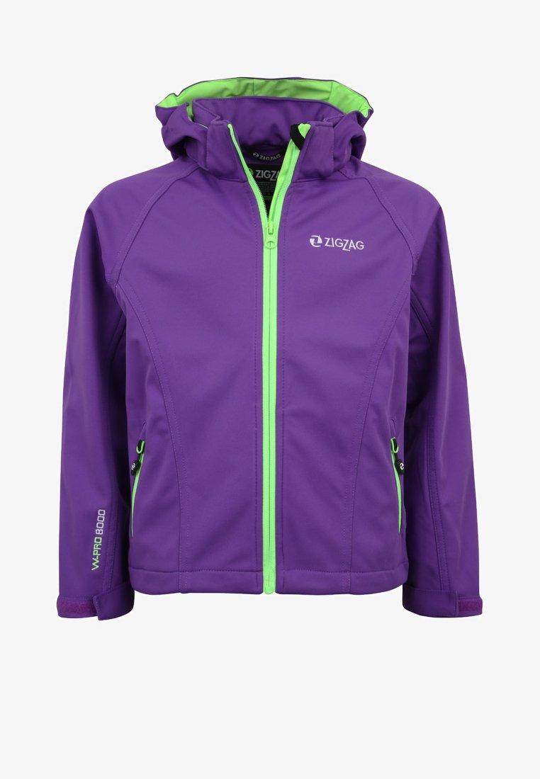 ZIGZAG - GRAND LAKE W-PRO  - Light jacket - purple