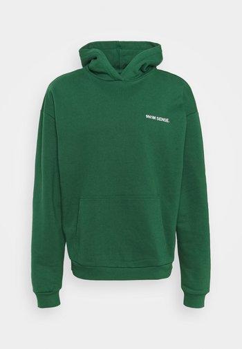 LOGO HOODIE UNISEX - Sweatshirt - darkgreen