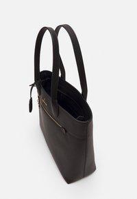 Trussardi - GRANA CERVO - Shopper - black - 3