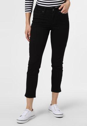 Straight leg jeans - schwarz
