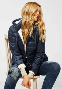 Cecil - Winter jacket - blau - 1