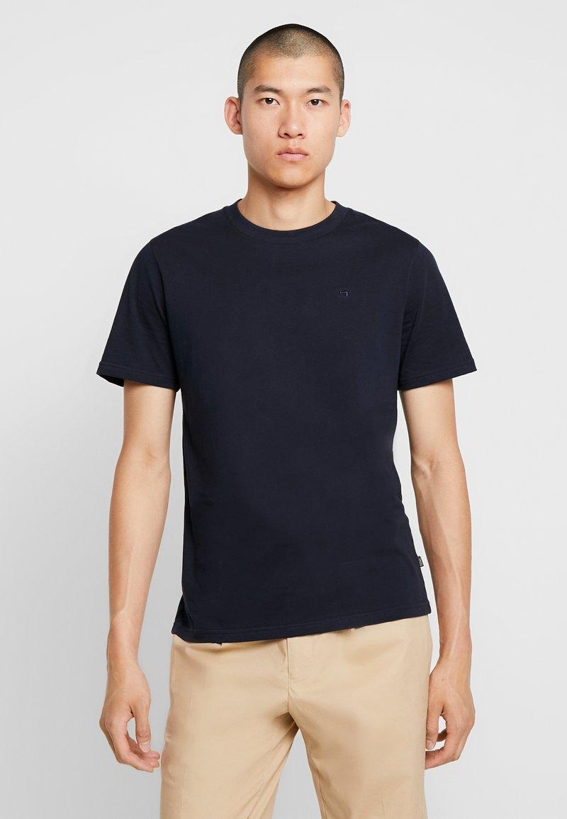 Scotch & Soda - Basic T-shirt - navy