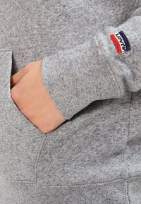 Levi's® - GRAPHIC SPORT - Hoodie - smokestack heather - 4
