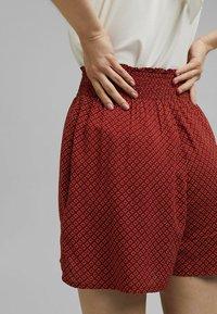 edc by Esprit - FASHION - Shorts - terracotta - 5