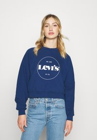 Levi's® - VINTAGE CREW - Sweater - estate blue - 0