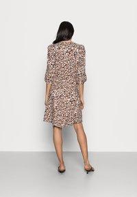 InWear - FIA DRESS - Day dress - natural forrest confetti - 2