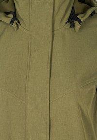 Zizzi - Outdoor jacket - green - 4