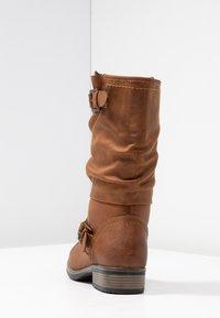 Rieker - Vysoká obuv - nuss - 5