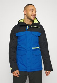 Burton - COVERT BARREN - Snowboard jacket - true black/lapisblue - 0