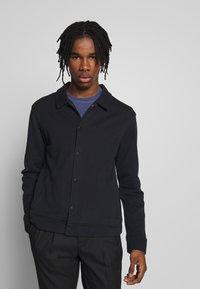Topman - POP - Summer jacket - black - 0