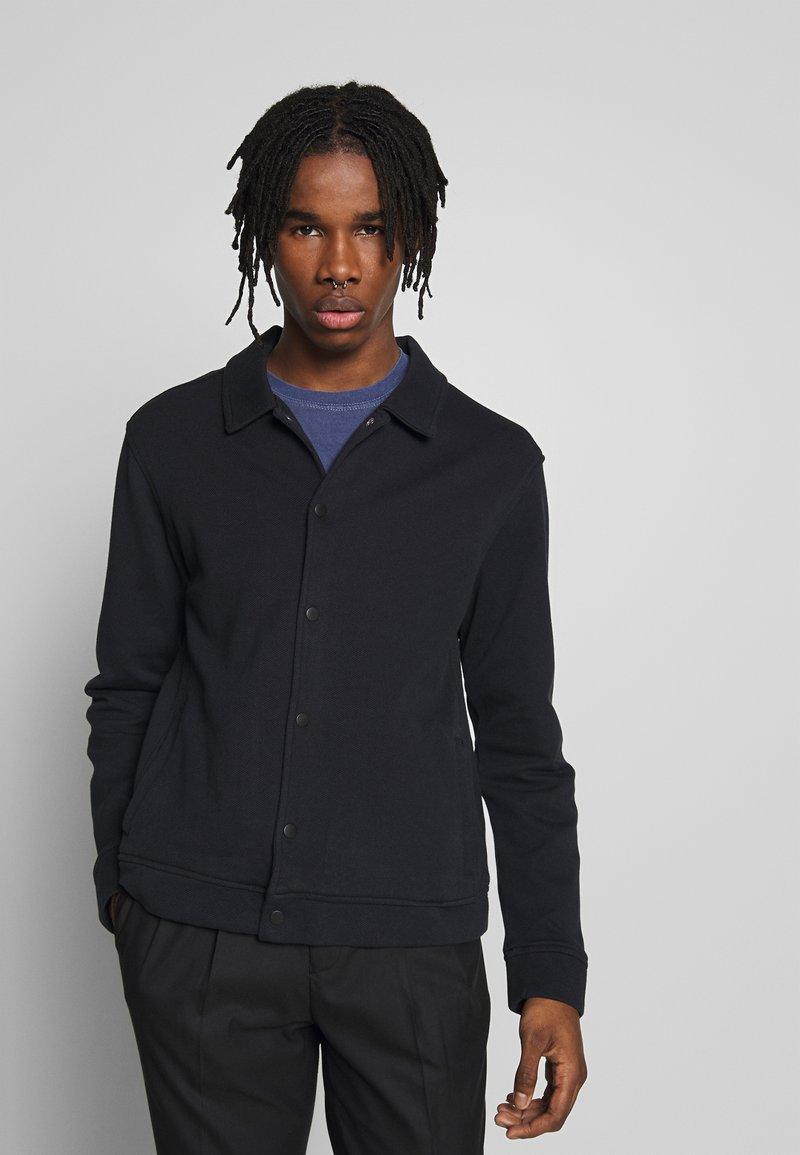 Topman - POP - Summer jacket - black