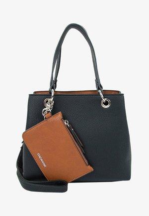 Handbag - black/brown