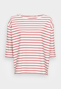 DRESS - Long sleeved top - red