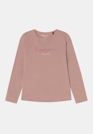 HANA GLITTER  - Maglietta a manica lunga - soft pink