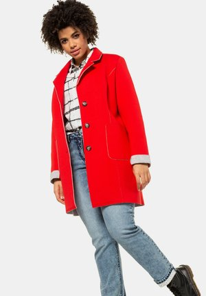 Short coat - neonrot