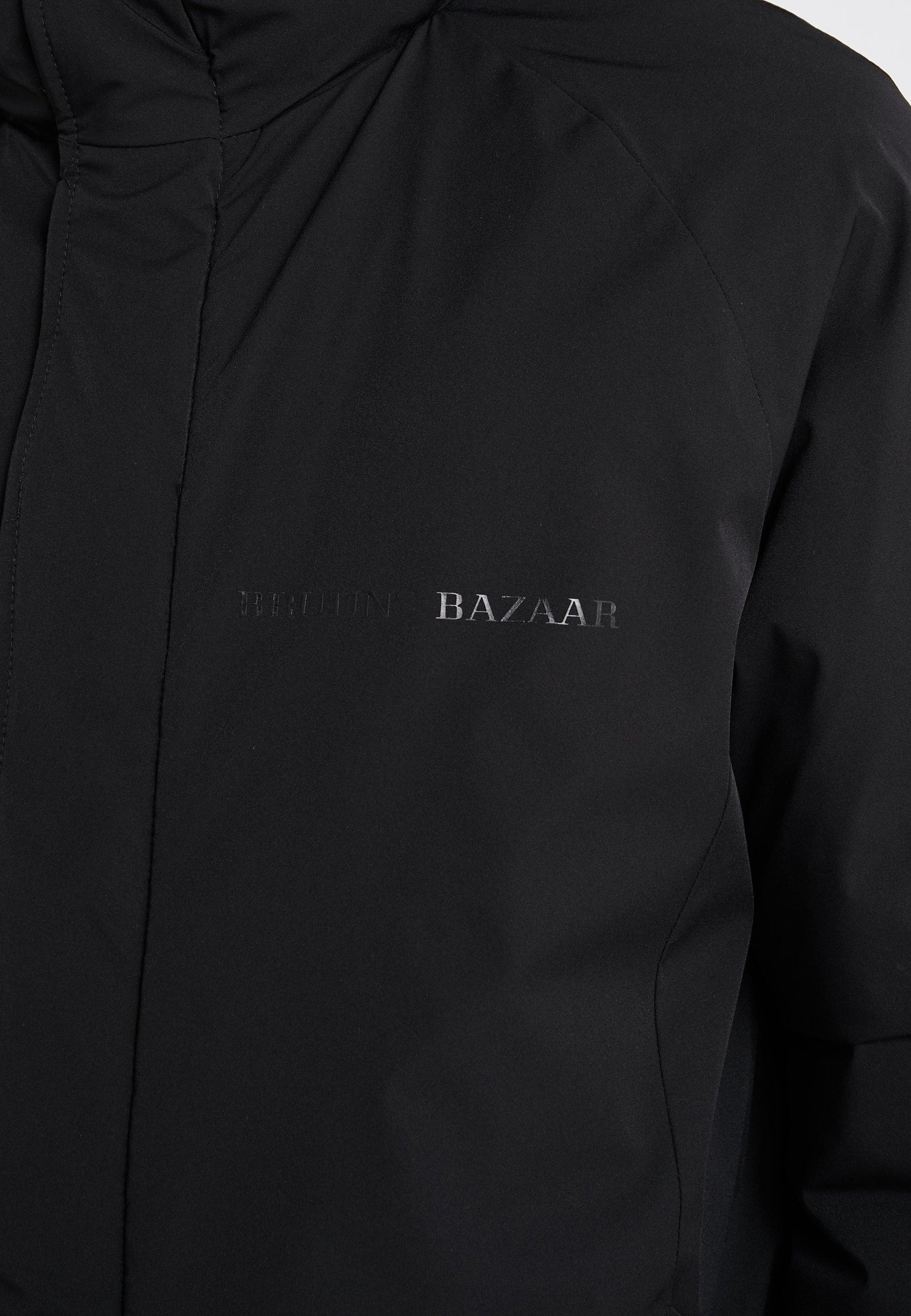 Bruuns Bazaar TOR JACKET - Vinterkåpe / -frakk - black