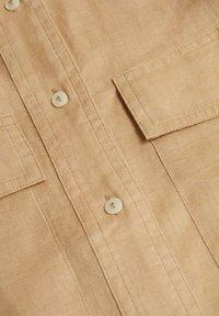 Mango - Shirt dress - beige - 5