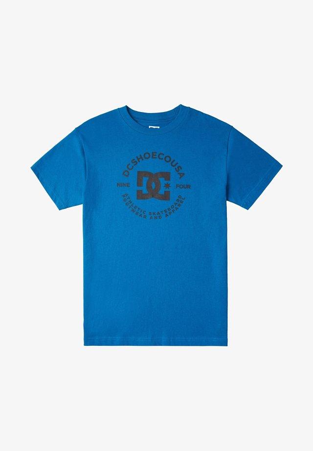STAR PILOT - T-shirt imprimé - blue sapphire