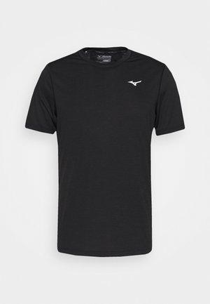 IMPULSE CORE TEE - Camiseta básica - black