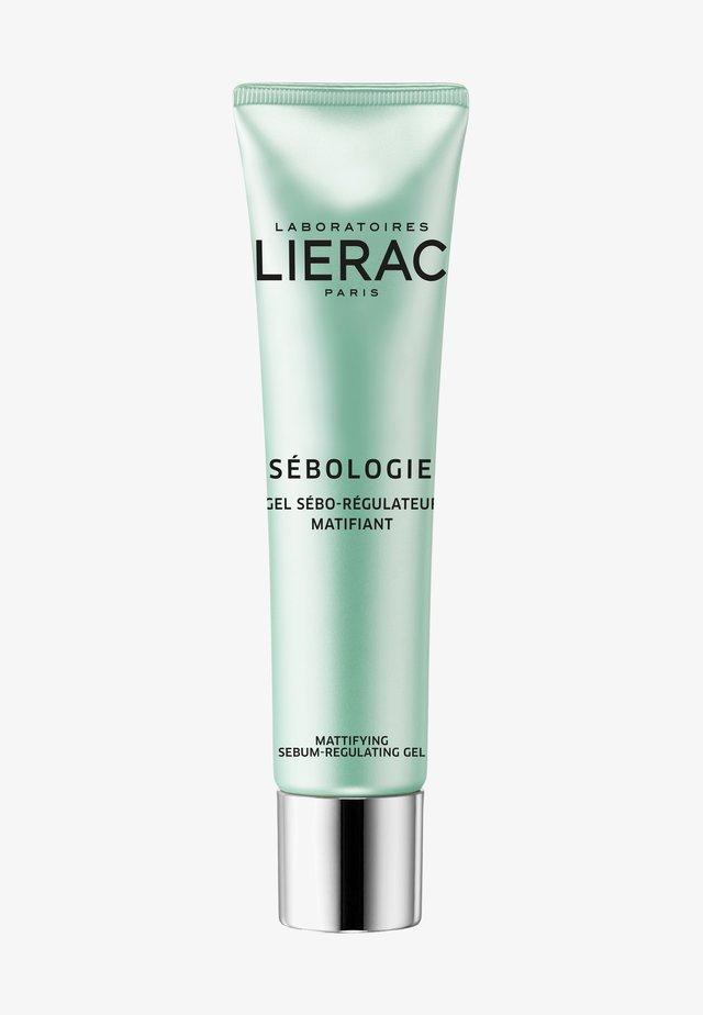 LIERAC GESICHTSPFLEGE SÉBOLOGIE REGULIERENDES GEL - Face cream - -
