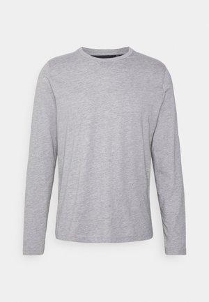 Långärmad tröja - light grey marl/charcoal marl