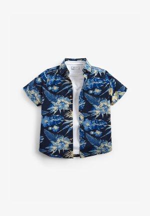 SET  - Camisa - blue
