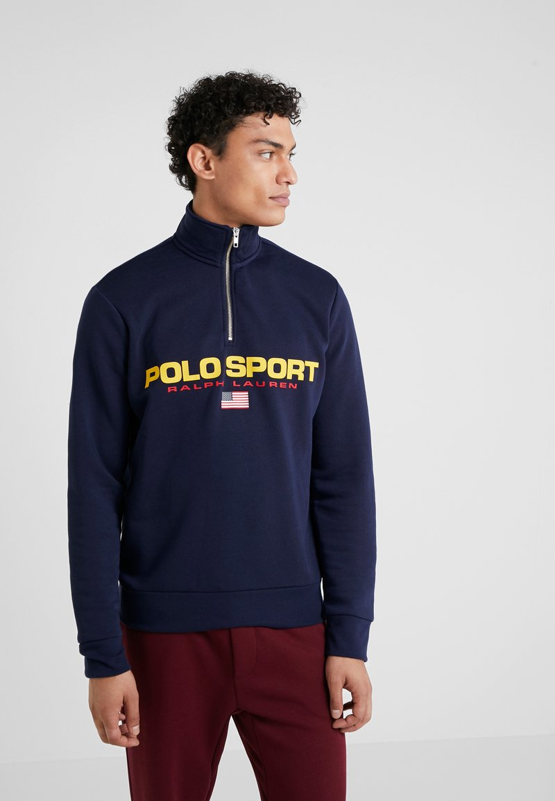 Polo Ralph Lauren - NEON  - Sweatshirt - cruise navy