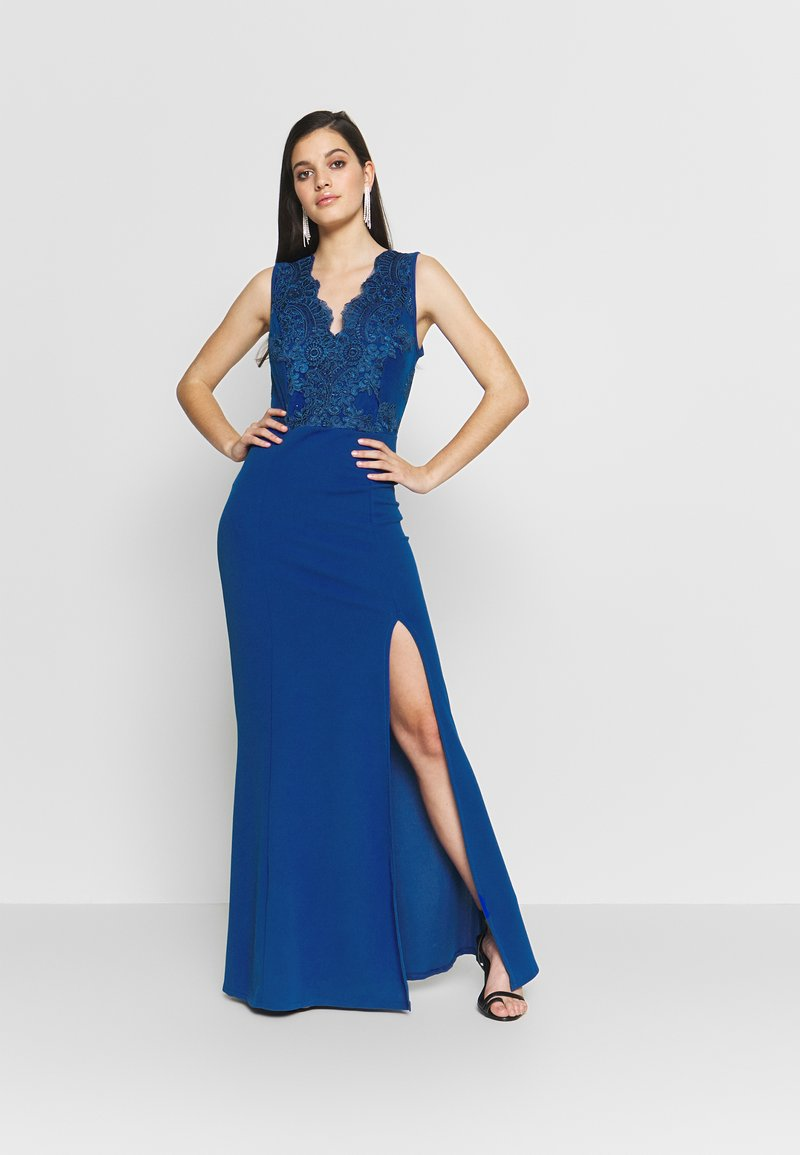 WAL G. - ACCESSORIE MAXI DRESS - Suknia balowa - cobalt blue