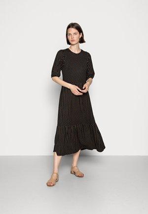 SC-LIBA 16 - Jersey dress - black combi