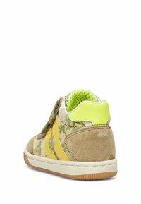 Naturino - Touch-strap shoes - militärgrüne - 2