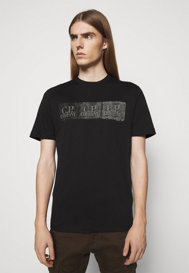 SHORT SLEEVE - T-Shirt print - black