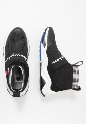ROCHESTER LOW CUT SHOE RALLY PRO - Trainings-/Fitnessschuh - new black
