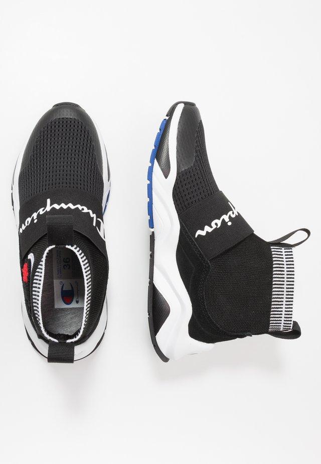 ROCHESTER LOW CUT SHOE RALLY PRO - Chaussures d'entraînement et de fitness - new black
