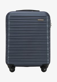 Wittchen - GROOVE LINE - Wheeled suitcase - blue - 0