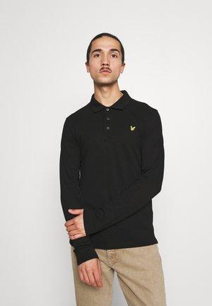 Polo shirt - jet black