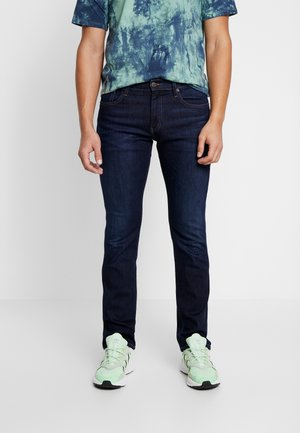 RYAN - Straight leg jeans - dark blue denim