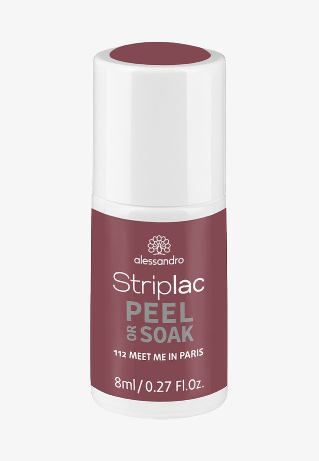 STRIPLAC PEEL OR SOAK UV LAMP - Nail polish - in paris