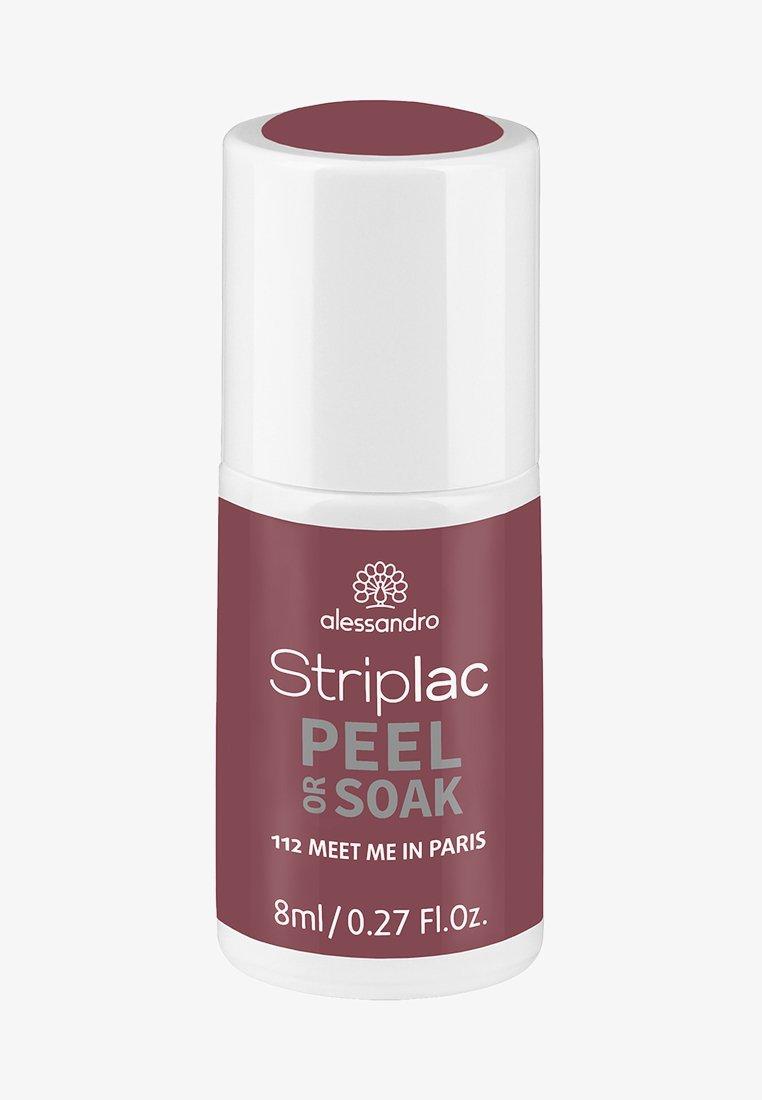 alessandro - STRIPLAC PEEL OR SOAK UV LAMP - Nail polish - in paris