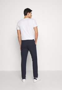 Marc O'Polo - TAPERED FIT - Trousers - total eclipse - 2