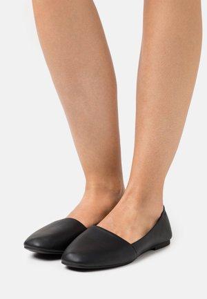 SAMANTHA - Slip-ons - black