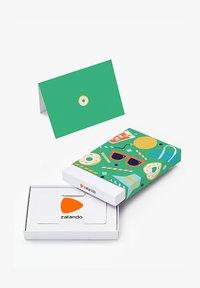 Zalando - HAPPY BIRTHDAY - Tarjeta regalo en una caja - green - 0