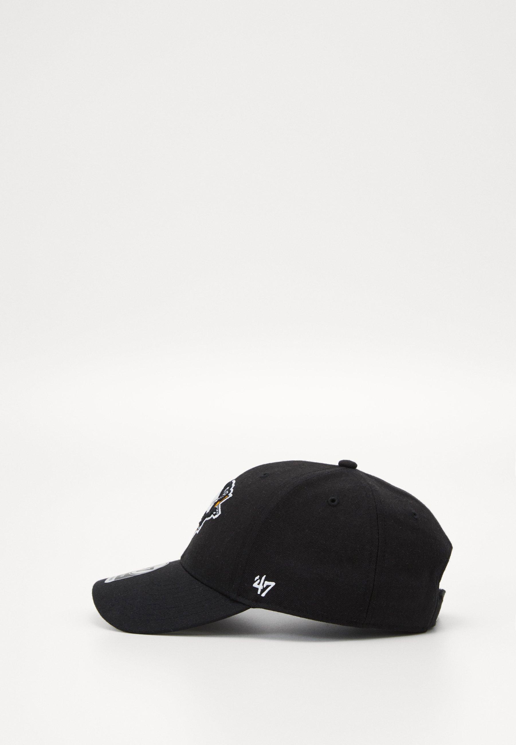 '47 NHL PITTSBURGH PENGUINS - Cap - black/svart TqUN0Eic3QHyi3C
