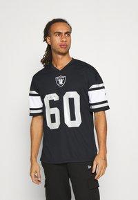 Fanatics - NFL LAS VEGAS RAIDERS FRANCHISE SUPPORTERS - Club wear - black - 0