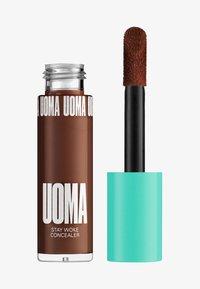 UOMA - STAY WOKE CONCEALER - Concealer - t2 black pearl - 0