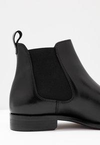 Brett & Sons - Korte laarzen - natur noir/noir - 5