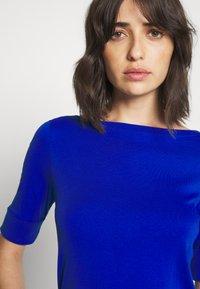 Lauren Ralph Lauren - Print T-shirt - blue glacier - 2