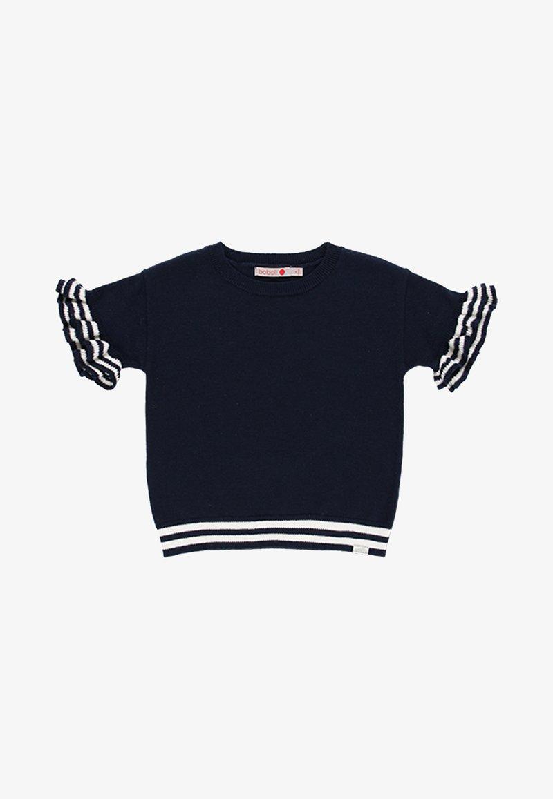 Boboli - Print T-shirt - navy