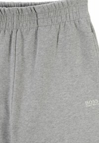 BOSS - Tracksuit bottoms - silver - 4