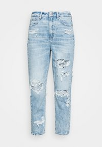 American Eagle - MOM - Slim fit jeans - rustic blue - 5