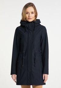 DreiMaster - Winter coat - nachtblau - 0